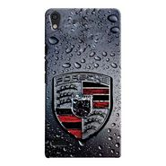 Snooky Digital Print Hard Back Case Cover For Huawei Ascend P6 Td12041