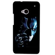 Snooky Digital Print Hard Back Case Cover For Htc One M7  Td12063