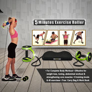 5 Minutes Exercise Roller