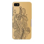 Snooky Digital Print Hard Back Case Cover For Blackberry Z10 Td12381