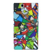 Snooky Designer Hard Back Case Cover For Sony Xperia Z L36h Td13062