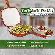 7 in 1 Magic Fry Pan