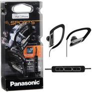 Panasonic RP-HSC200E-K Sports Headphones