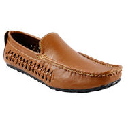 Bacca bucci Faux leather  Loafers 983 - Tan