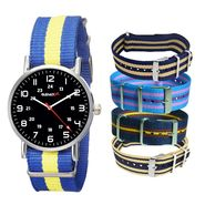 Special Watch With 5 Changeable Straps_AD2498