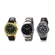 Pack of 3 Anno Dominii Men & Women Watches_Ad102