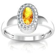Ag Real Diamond Kanyakumari Ring_AG003w