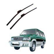 AutoStark Frameless Wiper Blades For Toyota Qualis (D)16