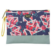 Be For Bag Canvas Slip Case Blue -Albany
