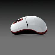 Amkette FIO Wireless Mouse - White