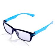 Aoito Full Rim Spectacles Frame - Black & Blue_AO-20BB-101
