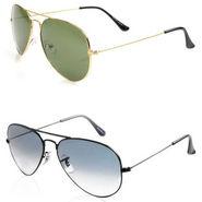 Pack of 2 Aoito Aviator Sunglasses_AO-ROG-6A
