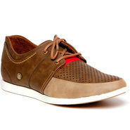 Bacca Bucci PU Olive Casual Shoes -Bbmb3022G