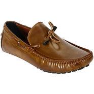 Bacca Bucci PU Beige Loafers -Bbmc4044E
