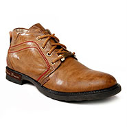Bacca bucci Ankle Length Boots - Tan-4763