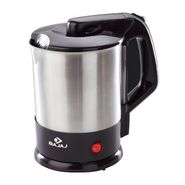 Bajaj TMX3 1.5L Tea Maker - Silver and Black Color