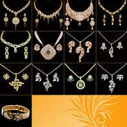 Suhana Set Of 13 Jewellery Sets By Belenteno
