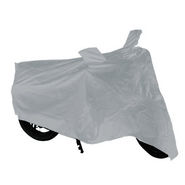 Bike Body Cover for Royal Enfield Classic Chrome - Silver