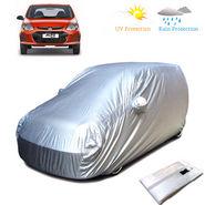 Body Cover for Maruti Suzuki Alto K10 - Silver