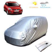 Body Cover for Maruti Suzuki new Swift - Silver
