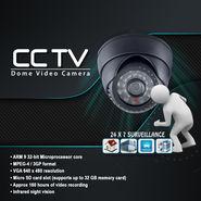 CCTV Dome Video Camera