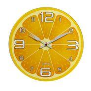 Lemon Shape Trendy Analog Wall Clock