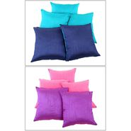 Pack of-10  Square Cushion Cover Combo-COM00155