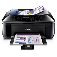 Canon PIXMA Office E610 Multifunction Inkjet Printer - Black