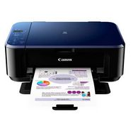 Canon PIXMA E510 Colour Inkjet Multifunctional Printer - Black
