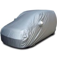 Chevrolet Tavera Car Body Cover - Silver