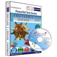 Practice Guru Class 1 - Maths, EVS & English Combo - Smart-129
