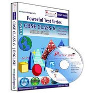 Practice Guru Class 6 - Maths, Science & English Combo - Smart-134