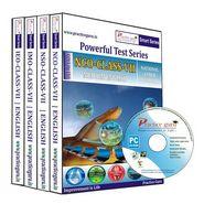 Practice Guru Class 7 - Combo Pack (IMO / NSO / IEO / NCO) - Smart-125