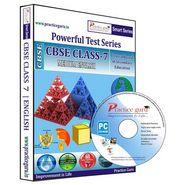 Practice Guru Class 7 - Maths, Science & English Combo - Smart-135