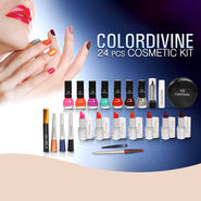 Colordivine 24 Pcs Cosmetic Kit