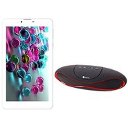 Combo of Zync Z900 3G Calling Tablet + Zync BT 900 Bluetooth Speaker