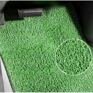 AutoStark Anti Slip Noodle Car Floor Mats SET OF 5-Green