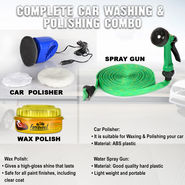 Complete Car Wash & Polish Combo