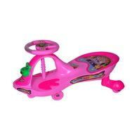 Crazy Frog Musical Swing Car Pink