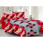 Valtellina 100% Cotton Double Bedsheet with 2 Pillow Cover-6005-B
