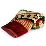 Little India Double Bed Blanket-DLI4DBK224