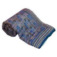 Jaipuri Print Cotton Double Bed Razai Quilt-DLI4DRZ306