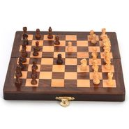 Little India Designer Wooden Chess Board Handicraft Gift -115