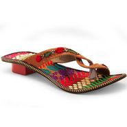 Branded Womens Sandal Multicolor -MO337