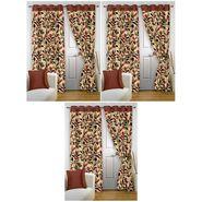 Storyathome Set of 6 Door curtain-7 feet-DTZ_3-1001