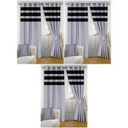 Storyathome Set of 6 Door curtain-7 feet-DTZ_3-1011