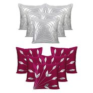 Dekor World Set of 10 Designer Printed Cushion Cover-DWCB-190