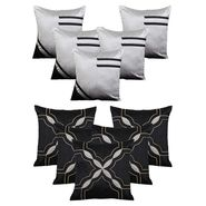 Dekor World Set of 10 Designer Printed Cushion Cover-DWCB-195