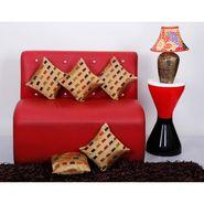 Set of 5 Dekor World Design Cushion Cover-DWCC-12-089
