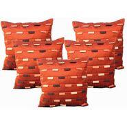 Set of 5 Dekor World Design Cushion Cover-DWCC-12-093